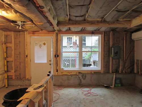 Converting a Detached Garage Into a Private Apartment
