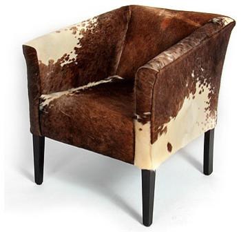 Ordinaire Cow Hide Chair