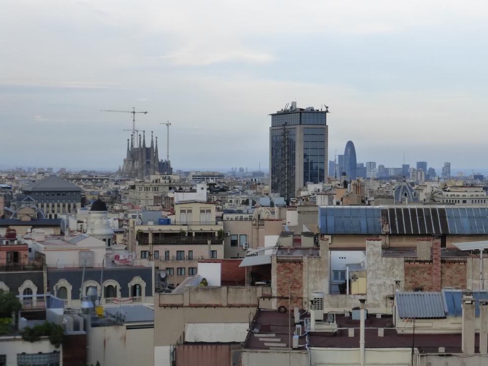 Av. Diagonal Barcelone