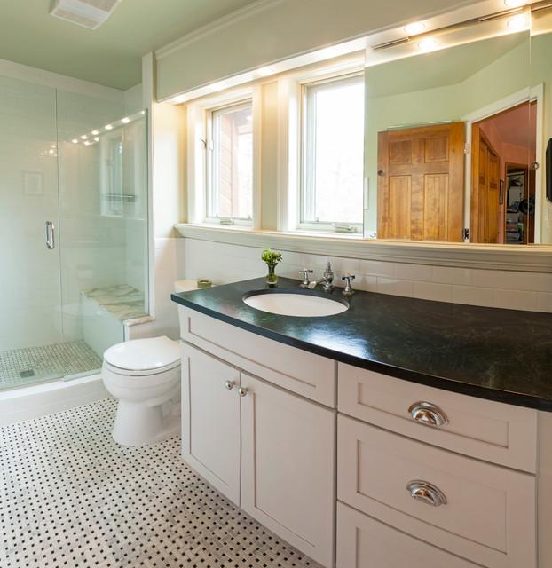 Bathrooms denver by krause construction denver colorado for Bath remodel denver co
