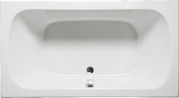 Monet 6636, Tub Only/airbath 2, White.