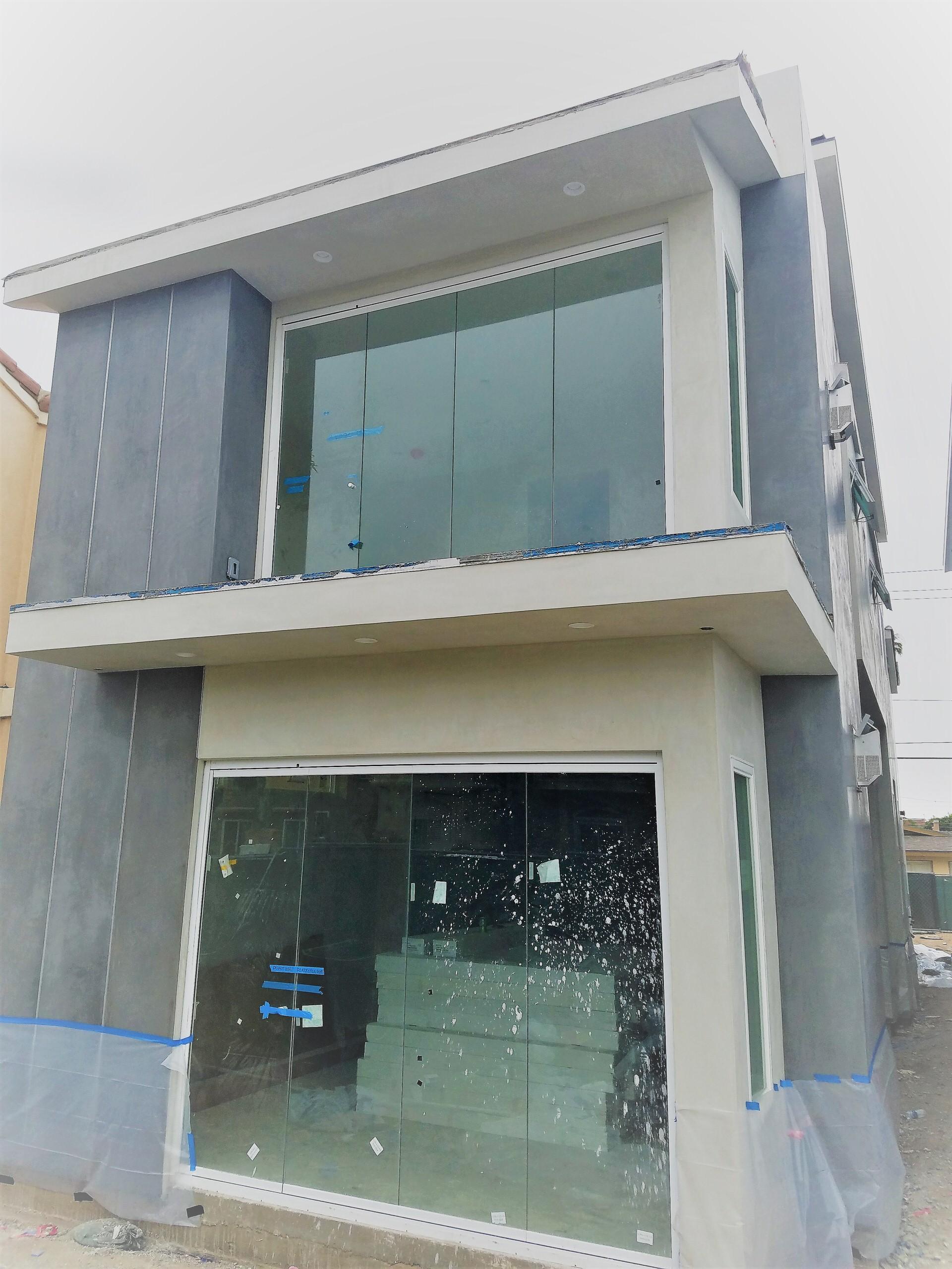 Custom - 3 Story Home & Roof Deck