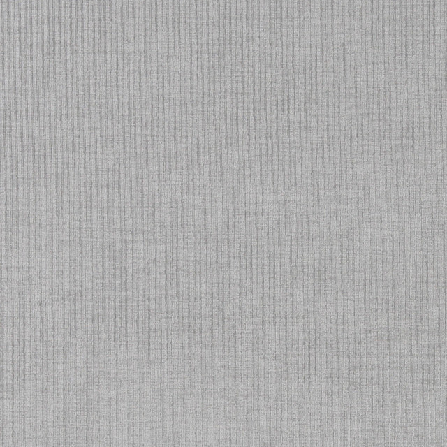 Grey Thin Striped Woven Velvet Upholstery Fabric By The Yard