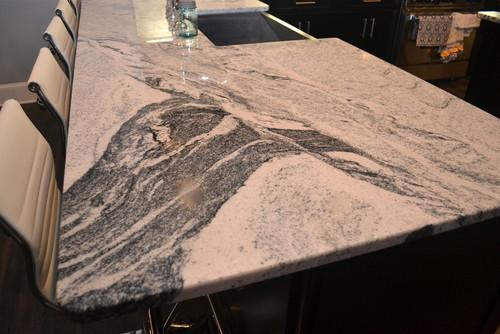 Countertop color.. Super White Quartzite or Salone Granite-Please Help