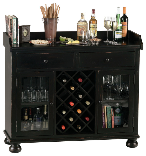 Attrayant Grayson Wine And Bar Cabinet