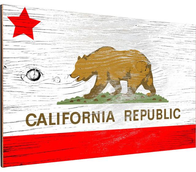 California Republic Dart Backboard - Contemporary - Darts And Dartboards - by Darts & Decor