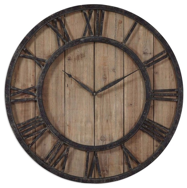 Uttermost Powell Wall Clock