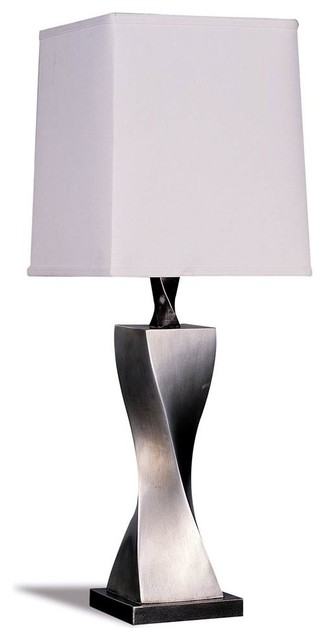 Hand Painted Table Lamps, Set Of 2.