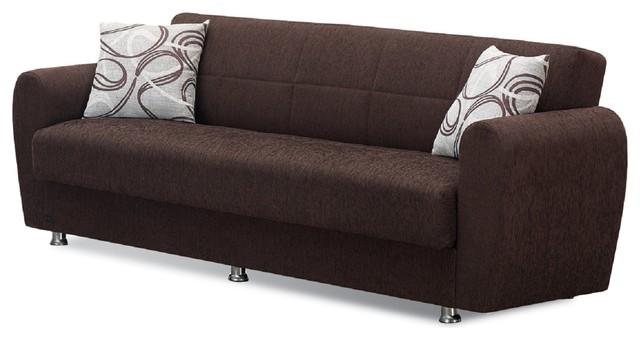 Empire Furniture USA Boston Modern Convertible Folding Sofa Bed ...