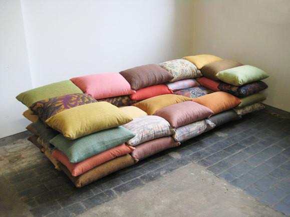 Cushionized Sofa