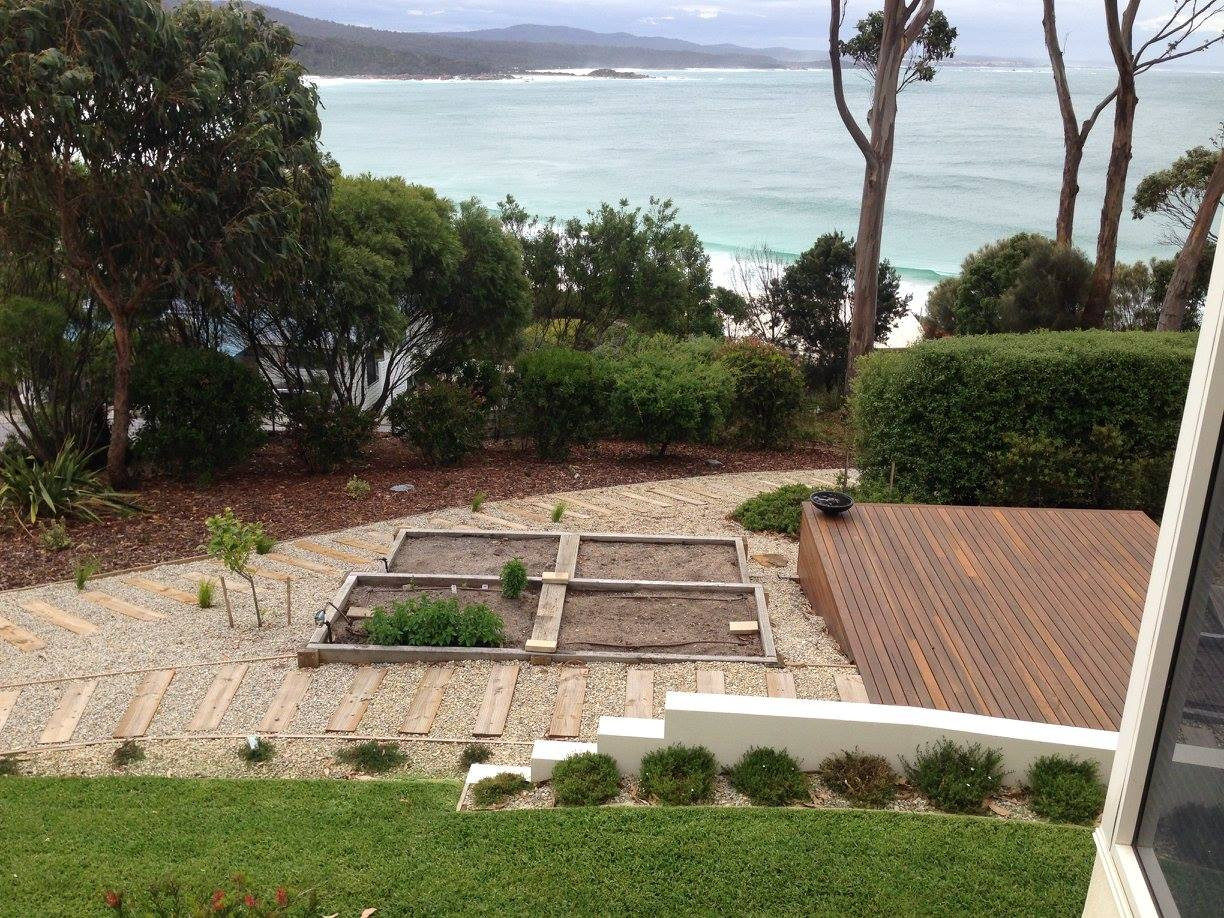 Binalong Bay Full Garden Makeover