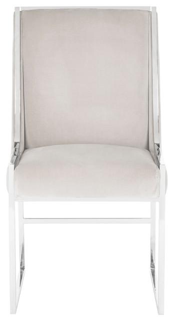 Arteaga Velvet Side Chair.