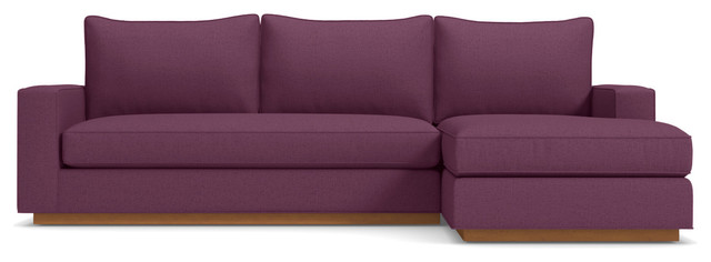 Harper 2 Piece Sectional, Amethyst