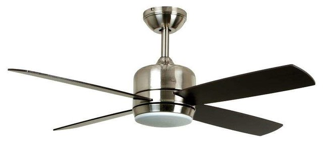 Craftmade Mn44ss4 Montreal 44 Ceiling Fan, Remote And Light Kit.