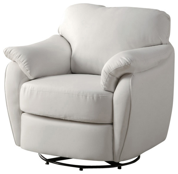 White Leather Chairs For Living Room MncdInfo Resolution Part 16