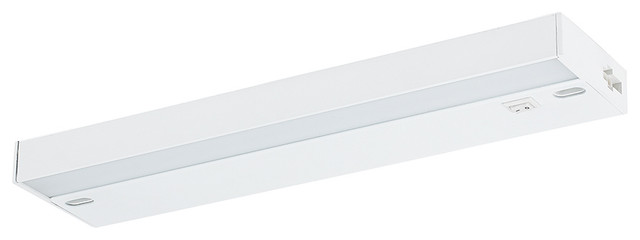 """Ellumi 9"""" Linkable Undercabinet Light With Antibacterial Led Disinfection System"""