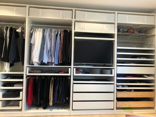 Problemfall Ankleidezimmer Und Offene Garderobe