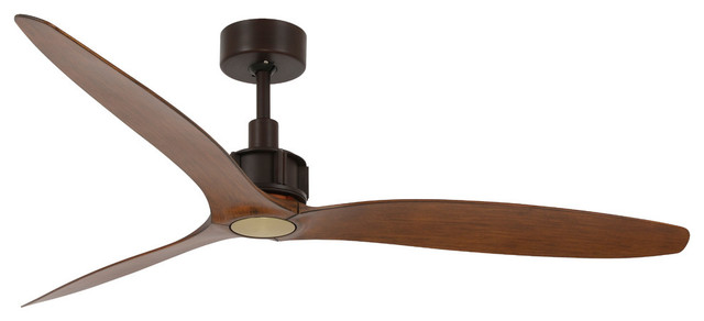 Lucci Air Viceroy 52 Dc Ceiling Fan Oil Rubbed Bronze And Koa