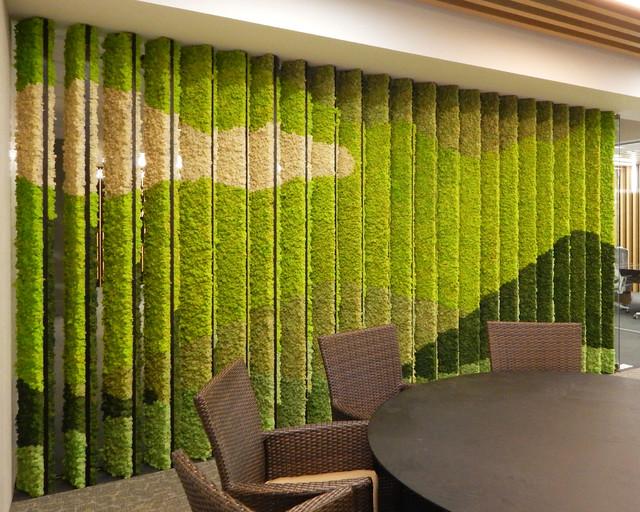 Moss Walls (Office) Craftsman