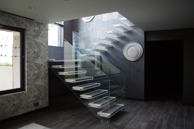 ESCALIER CONTEMPORAIN - Contemporain - Escalier - Paris - par ...