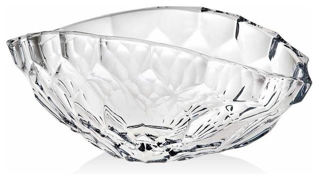"Claridge 16"" Bowl, Clear"