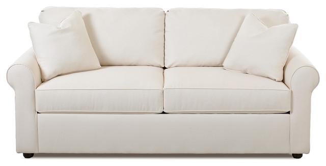 Ottawa Queen Sleeper Sofa, Bull Natural Transitional Sleeper Sofas