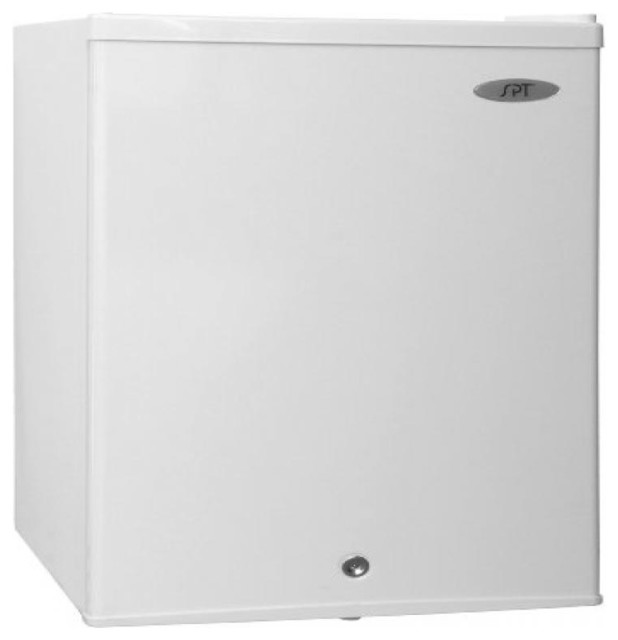 2.1 Cu.ft. Upright Freezer With Energy Star, White.