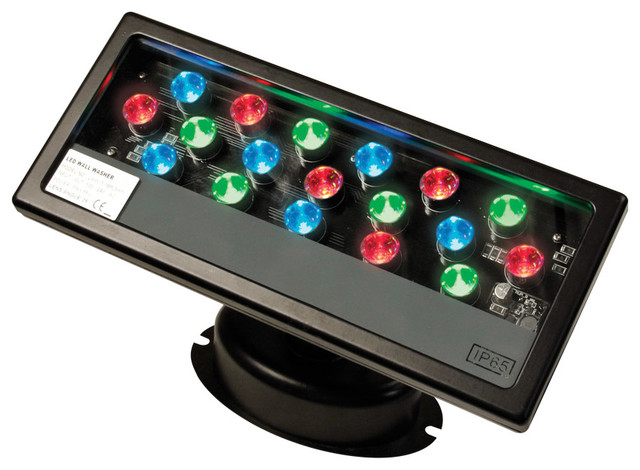 Rgb Full Spectrum Color Led Wall Washer.