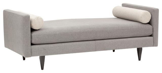 Haven Daybed Cambridge Gray Modern Daybeds By High