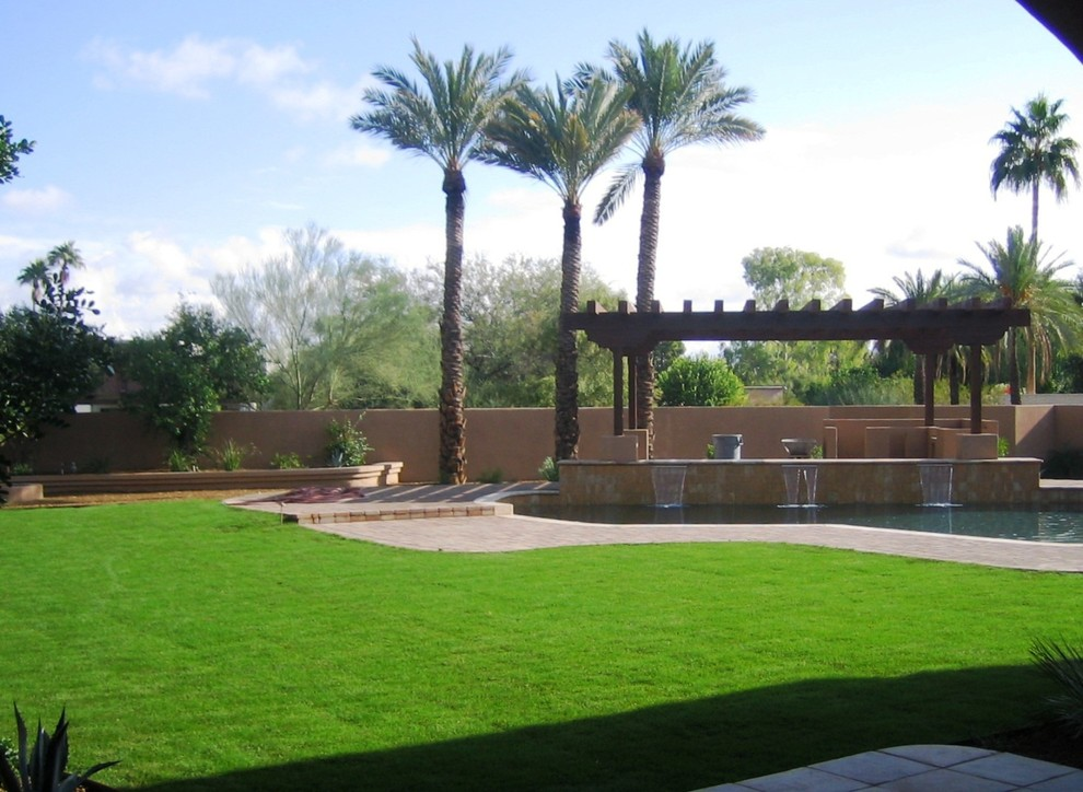 Camelback Country Club Estates--Event Lawn