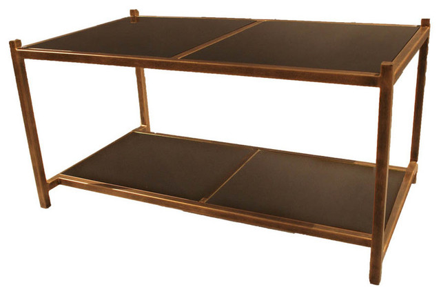 Coffee Table Antique Gold Coffee Tables By Dessau Home