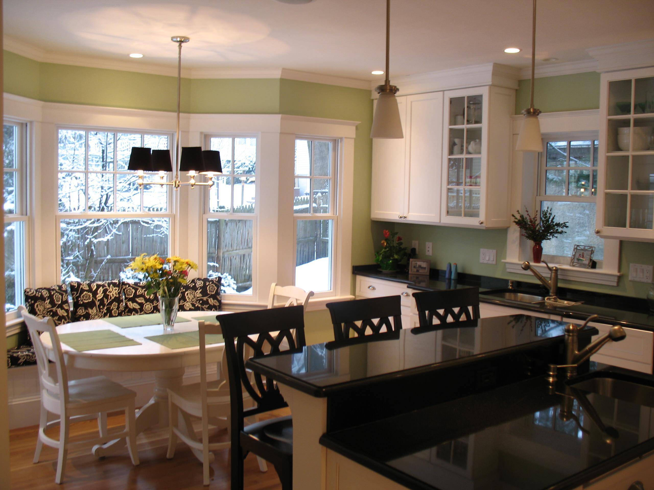 5 Winslow, Winchester, MA - Kitchen Add