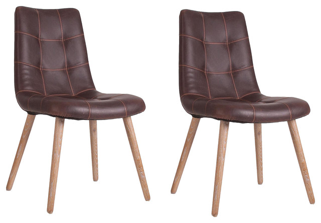 Leknes Dining Chairs, Set of 2
