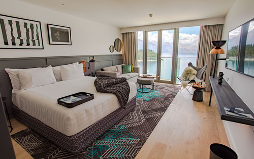 Qt queenstown hotels resorts haro flooring new zealand for Design hotel queenstown