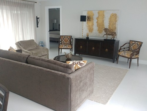 living room furniture placement