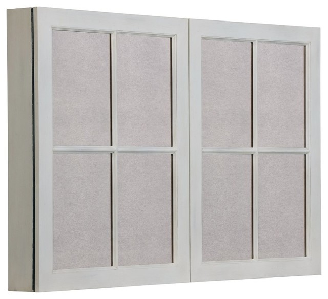 Aura Tv Wall Cabinet With Doors.