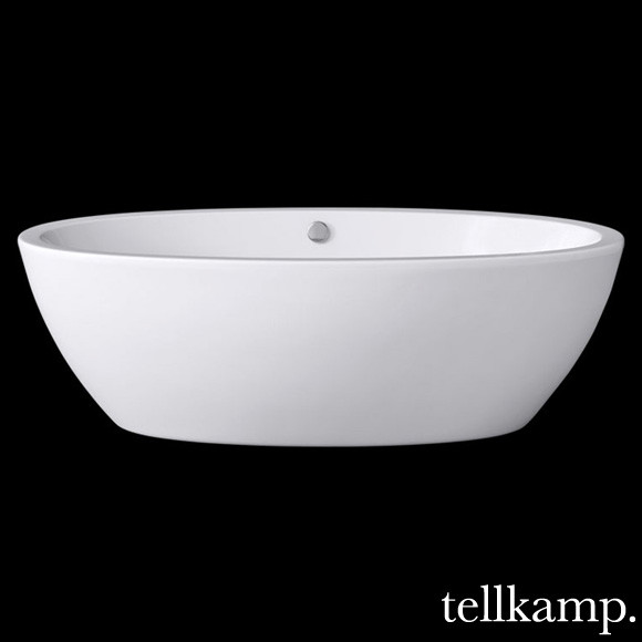 tellkamp space freistehende oval badewanne modern d sseldorf von reuter. Black Bedroom Furniture Sets. Home Design Ideas