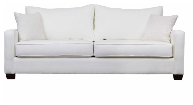 Eclipse Sofa White.