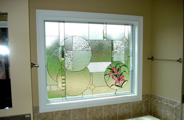 decorating bathroom window ideas bathroom windows white and silver bathroom with board and batten - Bathroom Window