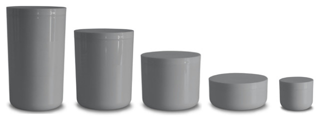 5-Piece Duo Canister Set