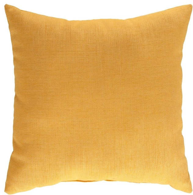 Solid/Striped Storm Decorative Pillow - Contemporary - Decorative Pillows - by RugPal