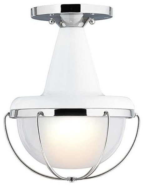 Feiss Livingston Outdoor Ceiling Lights Beach Style