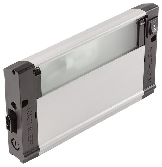 Kichler 4u Series 120v Xenon Under Cabinet Lights Nickel Textured 18 Pack 8
