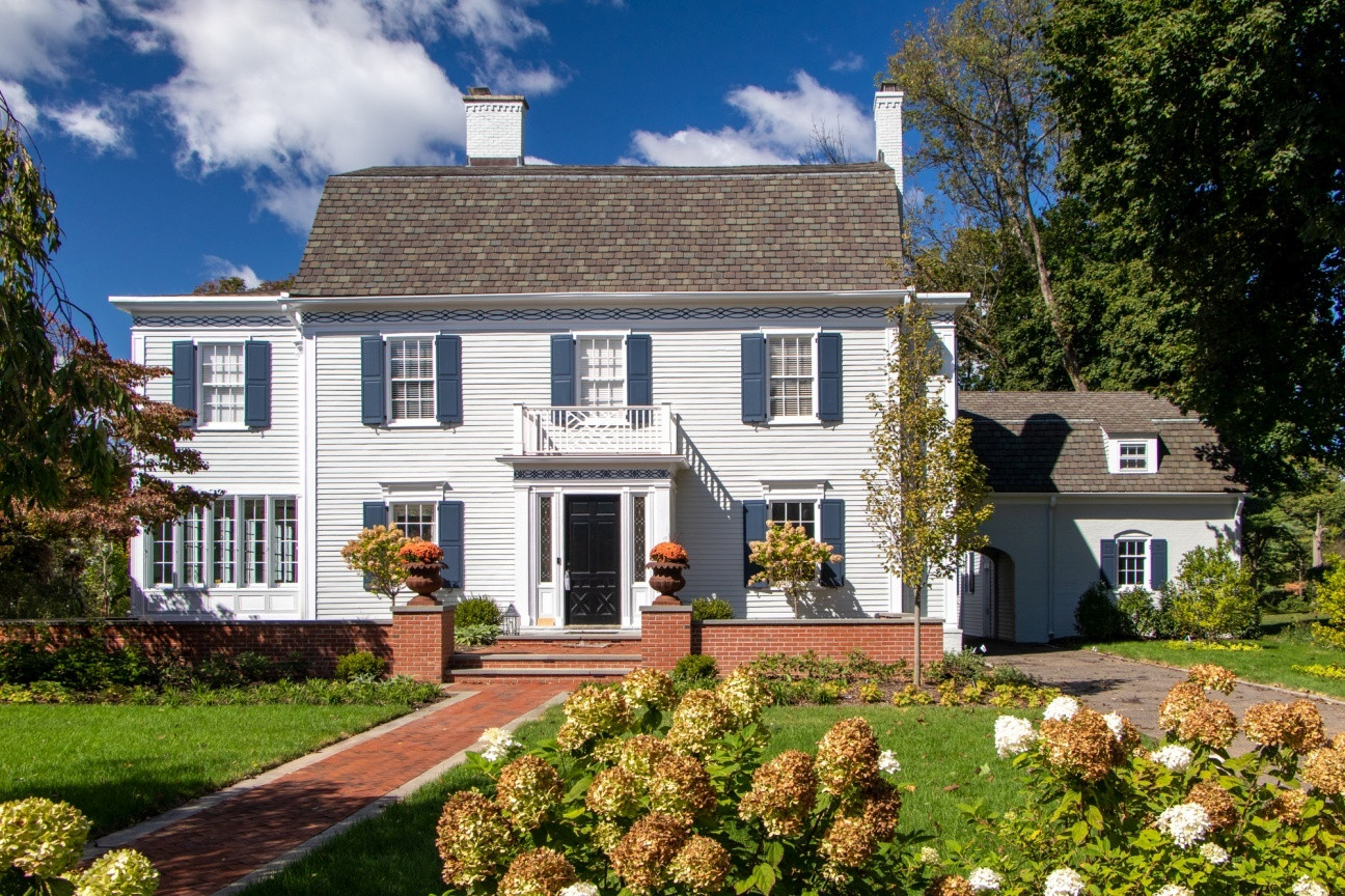 Historic home renovation and addition