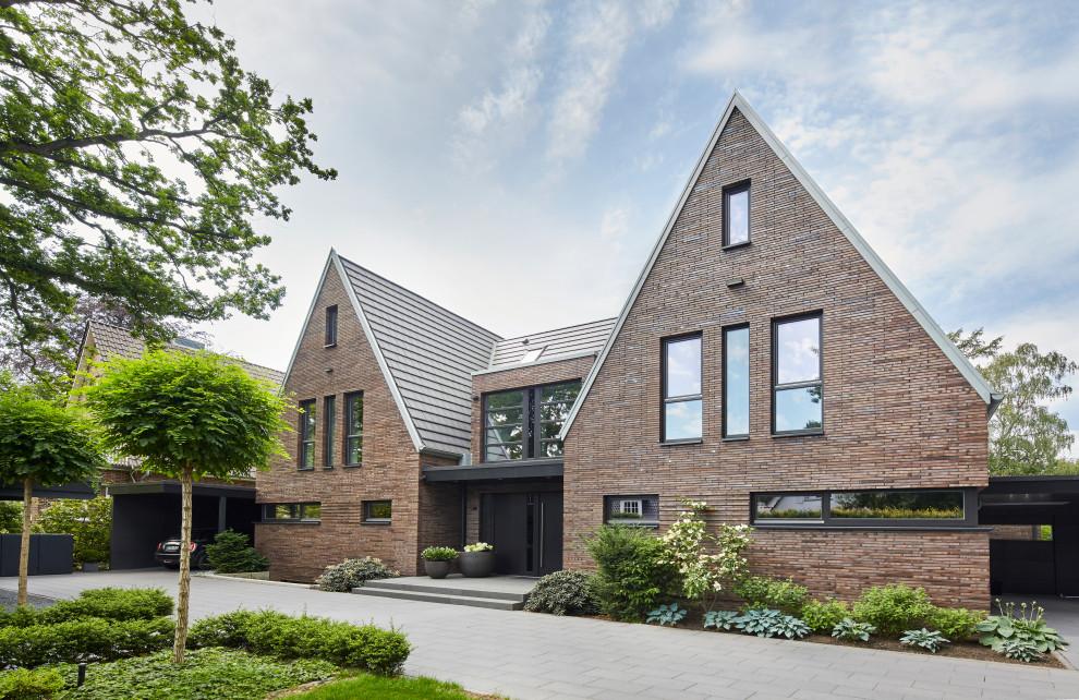 Modernes Haus in Hamburg
