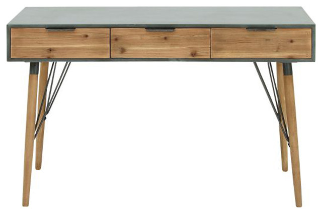 Wood Metal Console Table midcentury console tables. Wood Metal Console Table   Midcentury   Console Tables   by