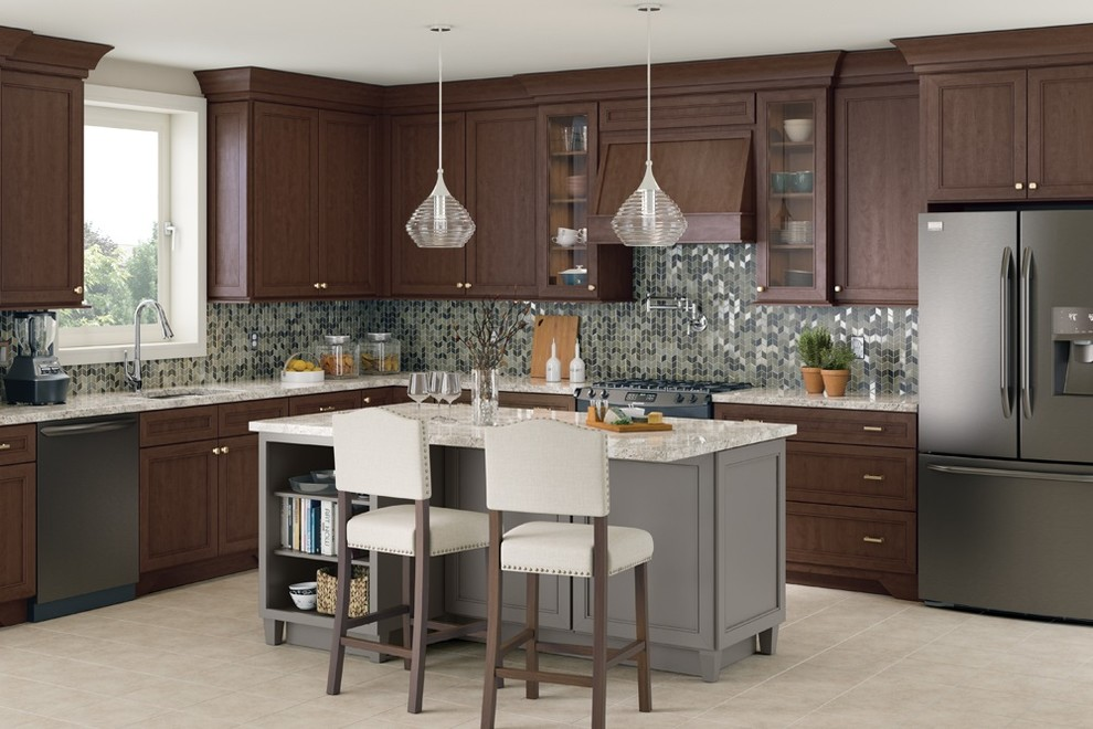 Cardell Designer Collection Detroit, Cardell Kitchen Cabinet Colors