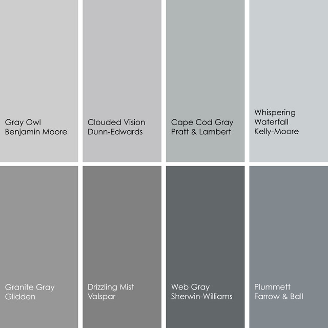 When To Use Gray In The Dining Room, Grey Paint Ideas For Dining Room