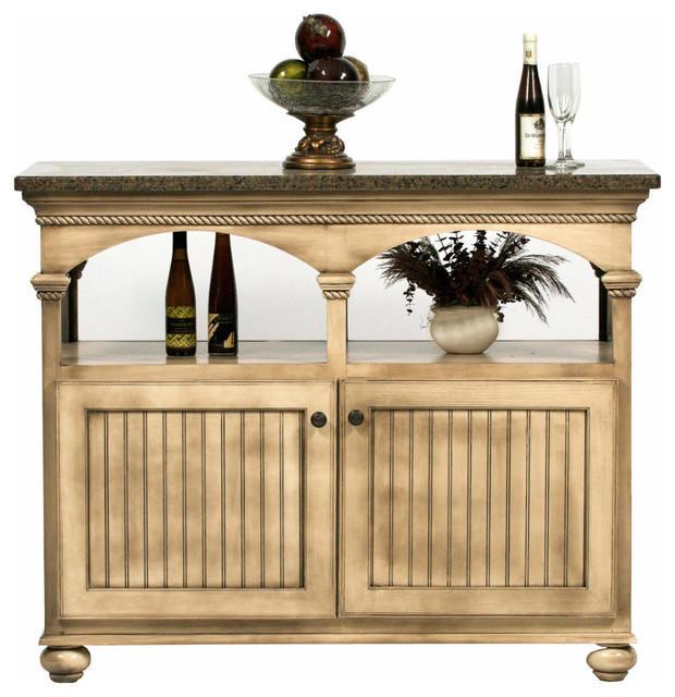 Eagle Furniture American Premiere Kitchen Island, Caribbean Rum.