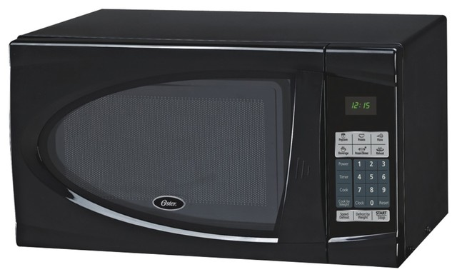 Oster 9 Cubic Ft 900 Watt Countertop Microwave